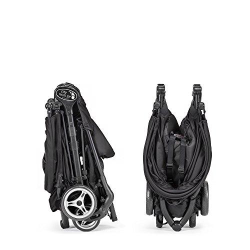 Baby Jogger City Mini ZIP Stroller In Black, BJ24410 by Baby Jogger (Image #6)