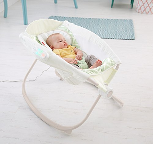 Fisher Price Deluxe Auto Rock N Play Sleeper With