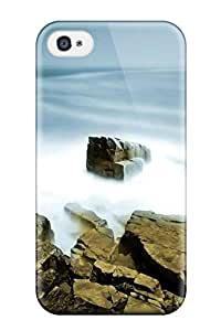 High Quality Shock Absorbing Case For Iphone 4/4s-cool Screensavers