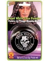 Rubies Dead White Face Powder Compact