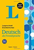 Langenscheidt Grundwortschatz Deutsch %2