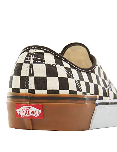 Authentic 38 EU vans Checkerboard Royal Port 8EMU54 v7q6wA