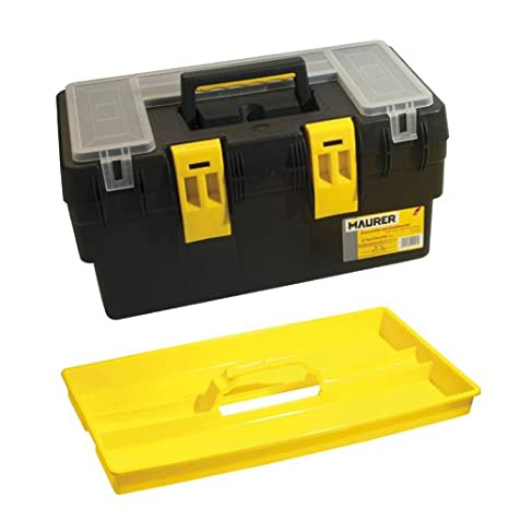 "Maurer 2240014 Caja Herramientas Maurer""Maxibox"" ..."