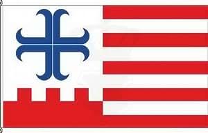 Bandera vertical Bandera Wind Bergen–120x 300cm