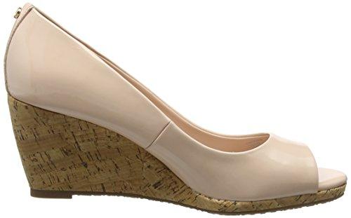 Dune Women's Caydence Open Toe Heels Pink (Blush-patent) OElDZSYM