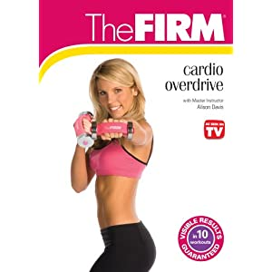 The FIRM: Cardio Overdrive (2008)