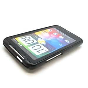 MOBILEONE HTC DESIRE HD Carcasa Trasera Rigida Aluminio Con 3x Protectores de Pantalla y Lapiz Boligrafo - NARUTO