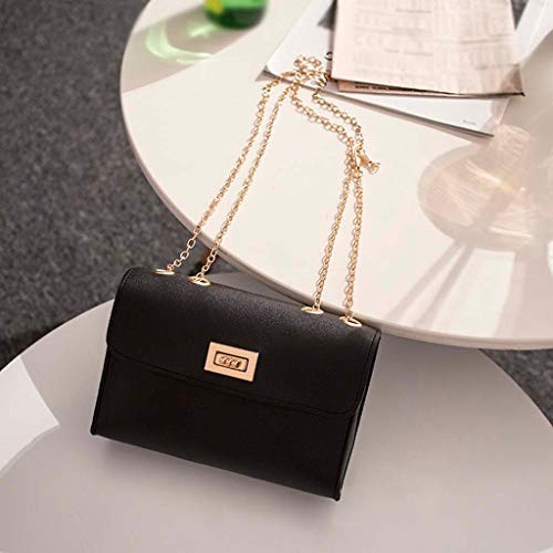Fashion Letter Purse Lady Shoulders Small Backpack Mobile Phone Messenger Bag by Bags for women Topunder (Image #1)