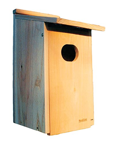 Woodlink Cedar Duck House (Wood Duck Nest)