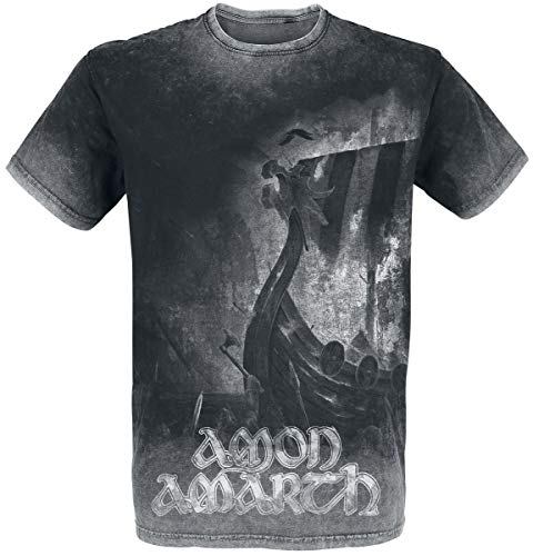 Manches One shirt Courtes Amon Burning Anthracite Amarth Thousand T Arrows 45fcx40wqP