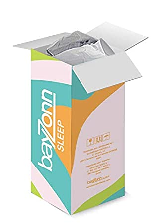 Bayzonn Sleep Colchon Memory Foam + Viscoelastica 30 cm Ancho Soft Blando (135x190): Amazon.es: Hogar