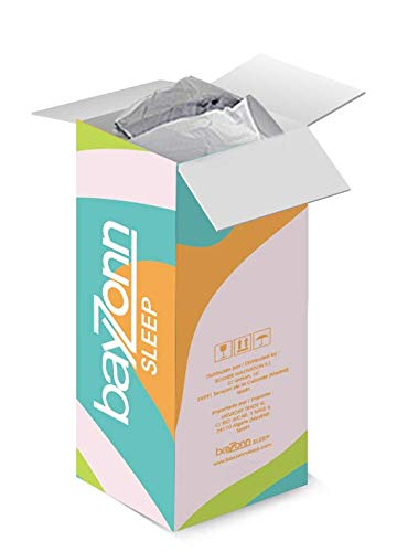 Bayzonn Sleep Colchon Memory Foam + Viscoelastica 30 cm Ancho Soft Blando (150x190)