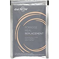 DIET NOW - Meal Replacement Breakfast Porridge | Very Low Calorie Diet - 10 pack - Original Flavour