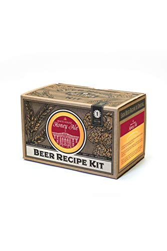 - Craft A Brew White House Honey Ale Beer Recipe Kit