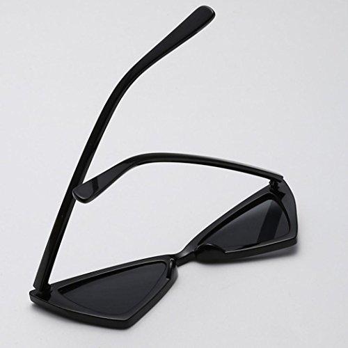 Eyewear Vidrios Retro Logobeing Gafas de Viaje Gafas Mujeres Sombras de Sol de ULTRAVIOLETA Vintage Para D v64xqFw