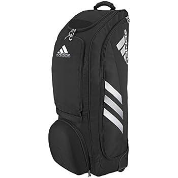 Worth Wheeled Bag WOWHBG-17 Black//Green New