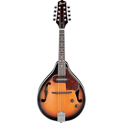 (Ibanez M510EBS A-Style Mandolin, Brown Sunburst High Gloss)