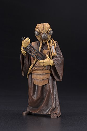 Kotobukiya Star Wars Bounty Hunter Zuckuss Artfx+ (Star Wars Kotobukiya Bounty Hunter)
