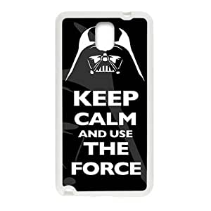 keep calm and use the force Phone Case for Samsung Galaxy Note3 Case