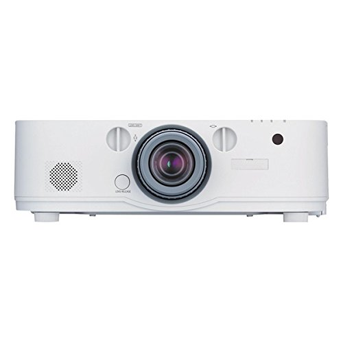 NEC NP-PA621X-13ZL WXGA 5000:1 6200 Lumens LCD Projector with Lens