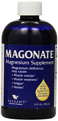 Magonate Liquid Magnesium, 12 Ounce Review