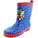 Super Mario Brothers Boys Rain Boots Review and Comparison