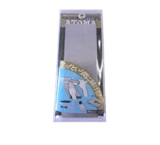 Atoma Diamond Sharpener Coarse Grade #140 – Just awesome. I use to flatten my waterstones and to