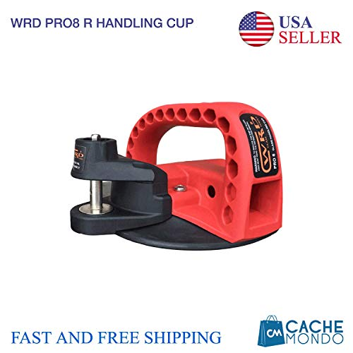 WRD PRO6 R Removal Glass Handling Cup Windshield Repair Tool by WRD (Image #2)