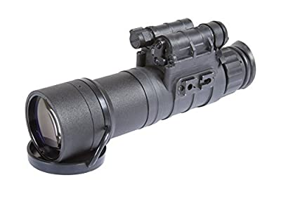 Armasight AVENGER GEN 2+ ID Improved Definition Night Vision Monocular with 3X Magnification, Black