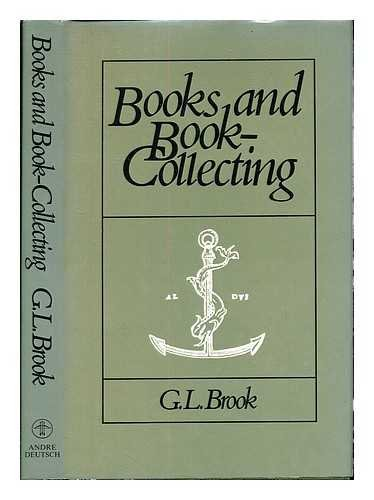 Books and Book-Collecting (Grafton Books)