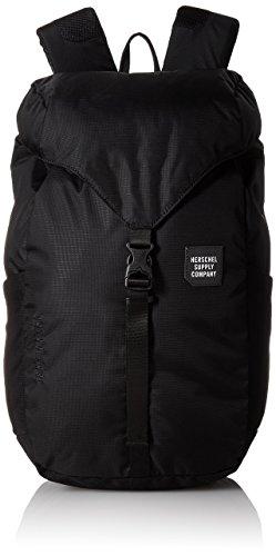 Herschel Supply Co. Barlow Medium, Black, One Size by Herschel Supply Co.
