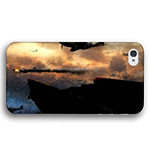 World War II Fighter Plances by Ethan Harris For SamSung Galaxy S4 Case Cover Slim Phone Case