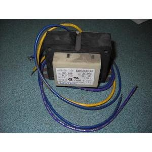PRODUCTS UNLIMITED 4000-10E07J158 40VA TRANSFORMER 460 VOLT PRIMARY 24 VOLT SECONDARY