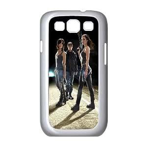 Terminator The Sarah Connor Chronicles funda Samsung Galaxy S3 9300 Cubierta blanca del teléfono celular de la cubierta del caso funda EVAXLKNBC17353
