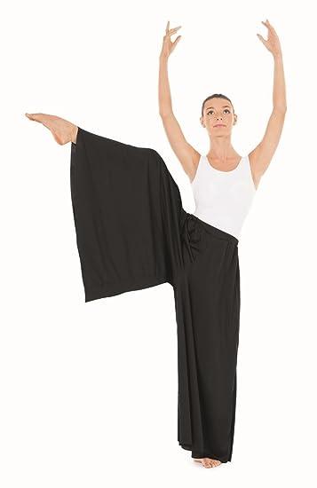 8b1fa29440 Amazon.com  Eurotard Women s Adult Palazzo Pants - 13696  Clothing