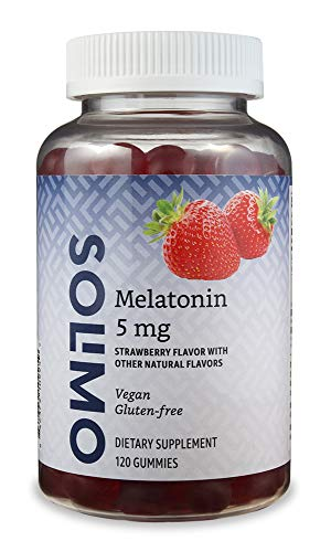 Amazon Brand Solimo Melatonin