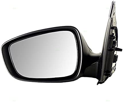 HY1321171 NEW VISION REPLACEMENT POWER Door Mirror RH for 10-11 Hyundai Accent
