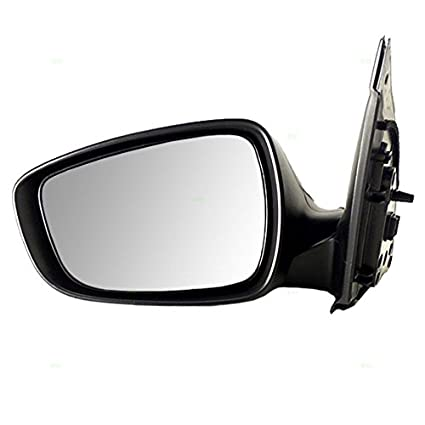Amazon Com Drivers Power Side View Mirror Replacement For 12 17
