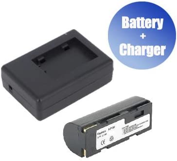 1400 mAh Charger Replacement for Kyocera MicroElite 3300 BattPit trade; New Digital Camera Battery