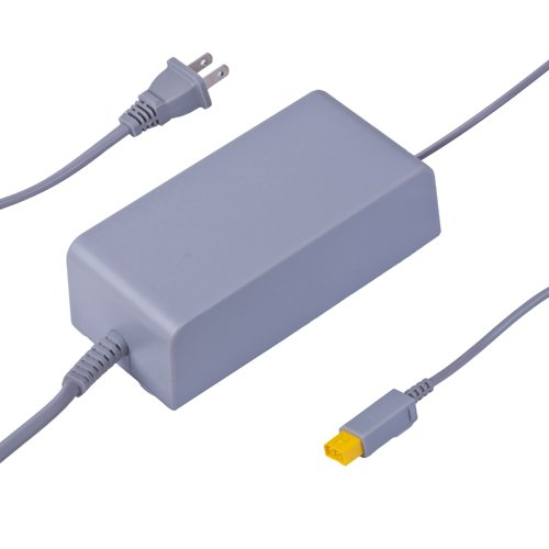 Nintendo Wii Induction Charger (TNP 100-240V AC Adapter Power Supply for Nintendo Wii U Console)