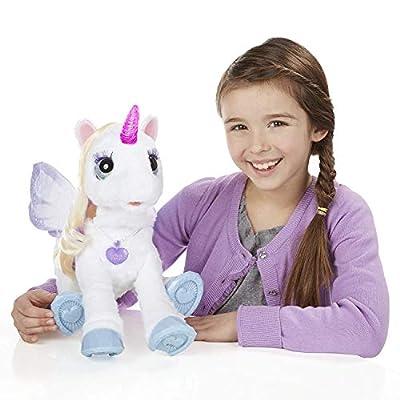 Twisti FurReal Friends Star Lily My Magical Unicorn: Toys & Games