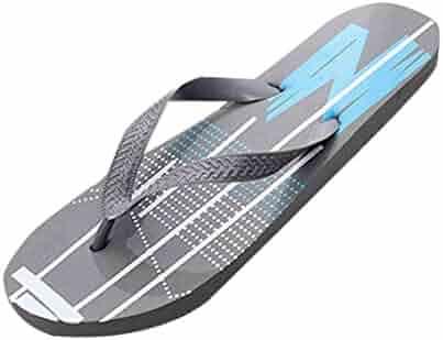 22d5cf975dd0 Universal T-Strap Slipper Flip Flops Sandals for Men