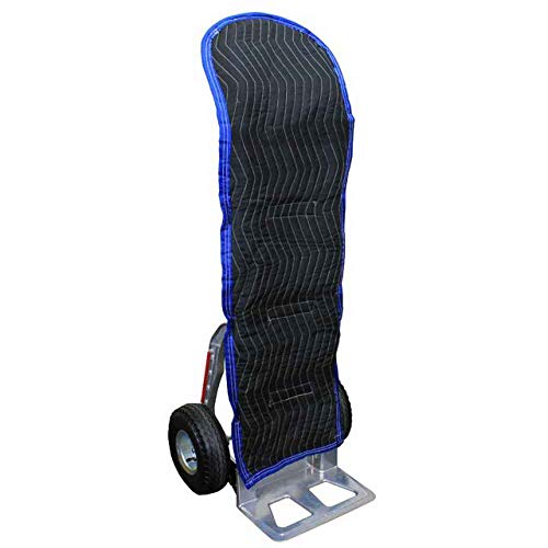 Hand Truck Cover with Round Top - Furniture Pad ()