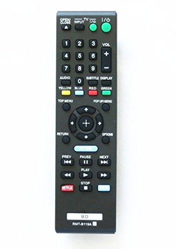 Nettech RMT-B119A Remote Control