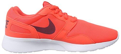 Nike Kaishi Run Baskets Damen Pourrissent (rouge Vif / Profond Grenat Wht 661)