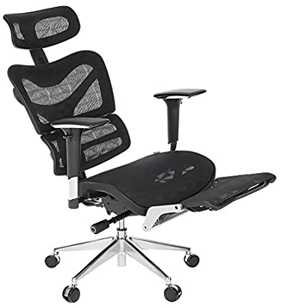 amazon com ikayaa swivel computer desk chair adjustable ergonomic