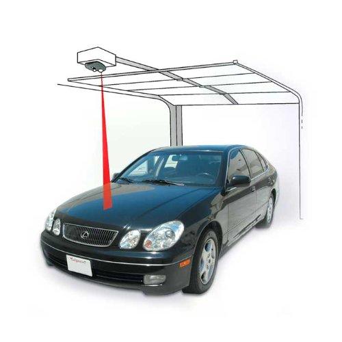 Trademark Global 83-3800V Garage Laser Parking System for Cars and Trucks