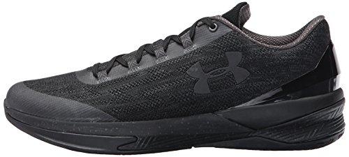 Zapatillas Baloncesto Hombre UA Charged controlador  negro