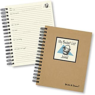 product image for My Bucket List Journal (Natural Brown) (Write It Down!)