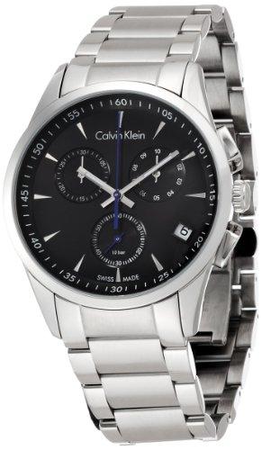 Calvin Klein Mens BOLD Chronograph Watch K5A27141 by Calvin Klein